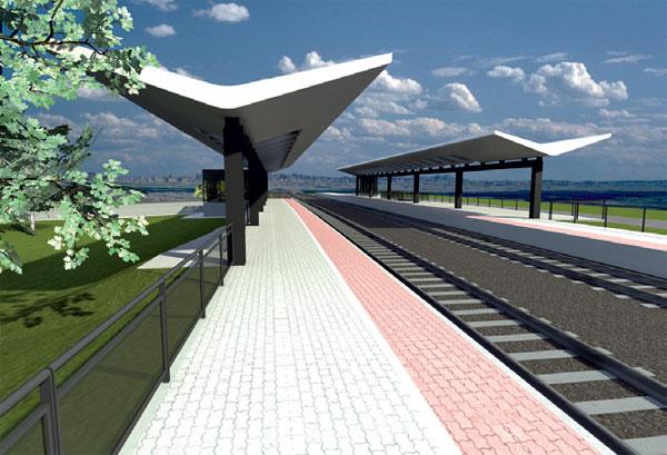 Rekonstrukce železniční trati Budapešť-Kelenföld–Tárnok