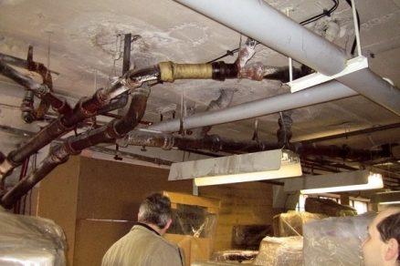 Renovace zdravotnětechnických instalací vbytových domech