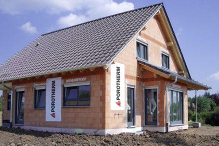 Řešení pro nízkoenergetický dům