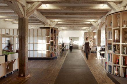 Restaurace NOMA od 3XN: Architektonická kuchařka severské kuchyně
