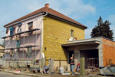 Revize programu Zelená úsporám aosvědčování ETICS