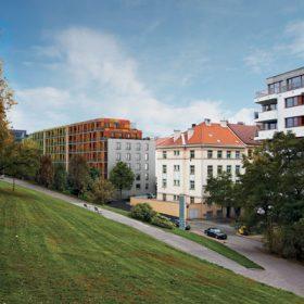 Rezidenční projekt Zlatice na Vítkově