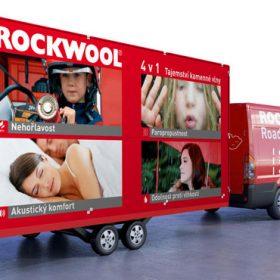 ROCKWOOL RoadShow napříč Českou republikou