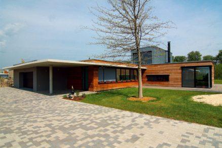 Rodinný dům od architekta Maroše Fečíka