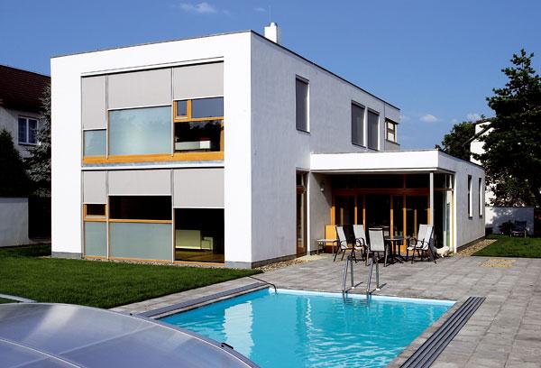 Rodinný dům z ateliéru di5 architekti inženýři