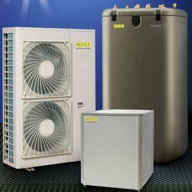 Rotex HPSU Hitemp – výjimka mezi tepelnými čerpadly