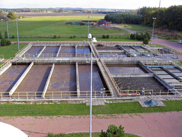 Rozšíření aoptimalizace čistírny odpadních vod vKolíně