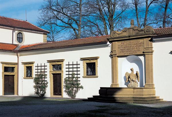Sanace významných historických budov