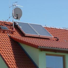 Se solárním systémem od KM BETA lze ušetřit až 70 % nákladů na ohřev vody