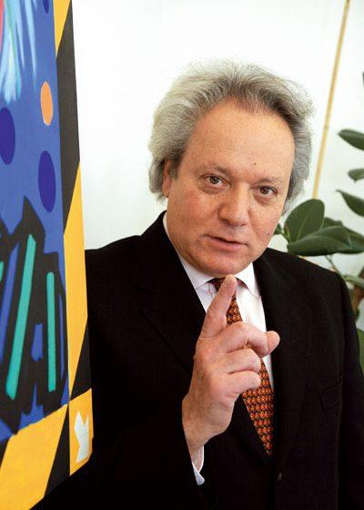 Serge Borenstein: Změnit katastrofu na úspěch