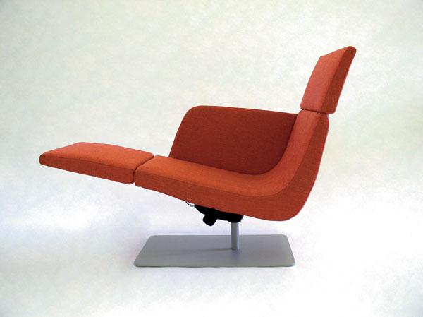 Seslong, technologie sezení