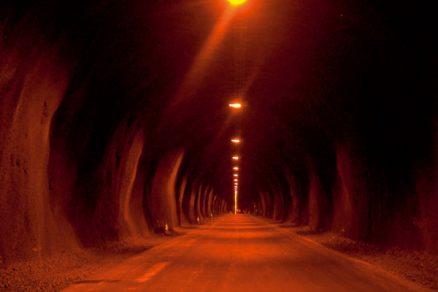 Silniční tunely na Islandu