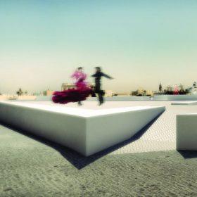 Škola flamenca i knihovna – Young Architect Award 2012