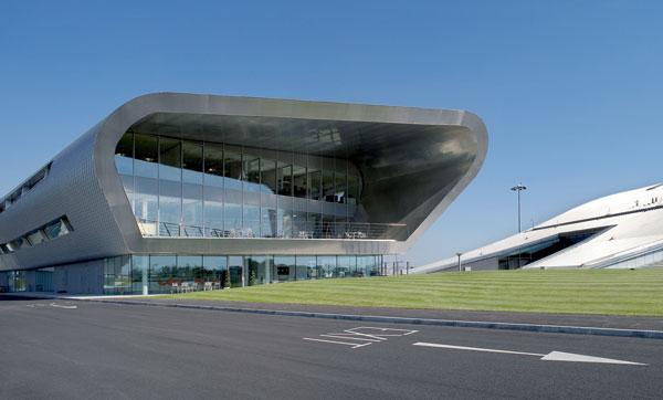 Sladěné letiště