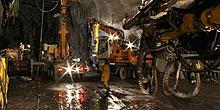 Slovenští stavbaři ukončili ražbu tunelu ve Švédsku s měsíčním předstihem