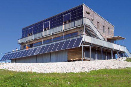 Sluneční termické kolektory