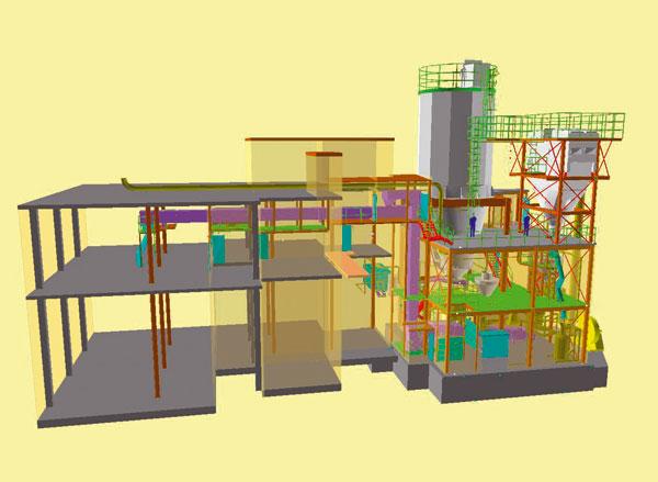 Software pro navrhování ocelových konstrukcí