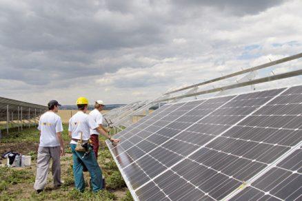 Solární elektrárny ajejich rozvoj