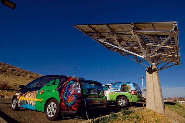 Solární parkoviště – více užitku zjedné instalace