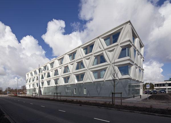 Současná nizozemská architektura
