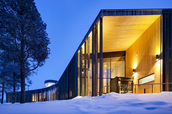 Současná severská architektura
