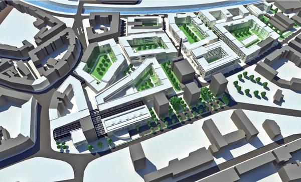 Soutěž onejlepší urbanistický projekt