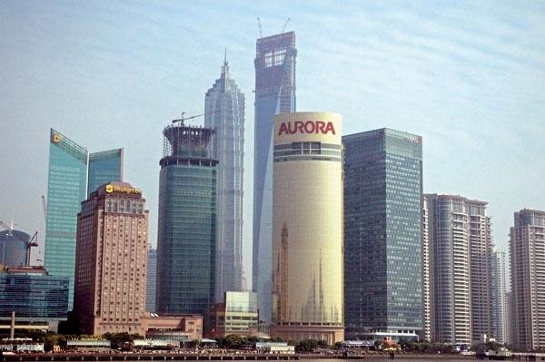 Specifika čínských výškových domů
