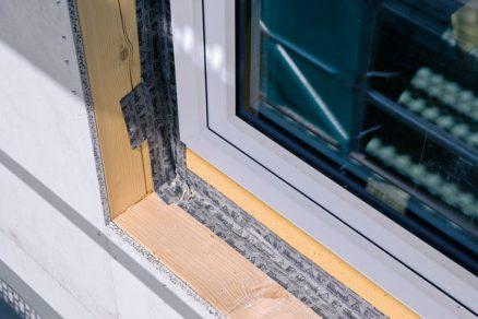Správná montáž okna