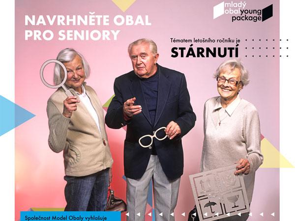 Stárnutí je výzvou pro designéry