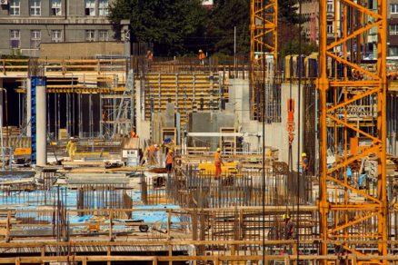 Stavebnictví vEvropě aČR ajeho další vývoj