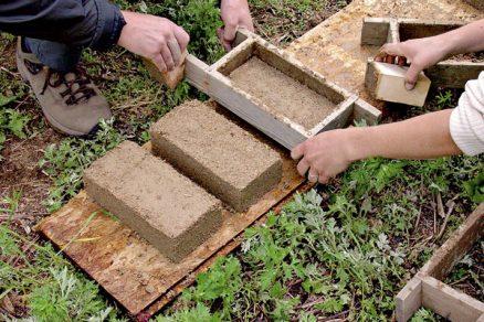 Stavění s hlínou