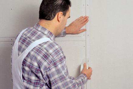 Stěny a příčky ze sádrovláknitých desek