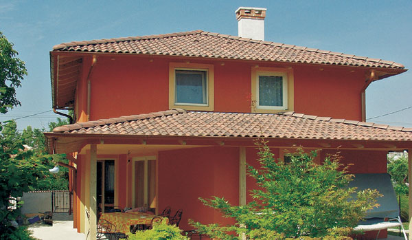 Střechy a krovy pro úsporu energie