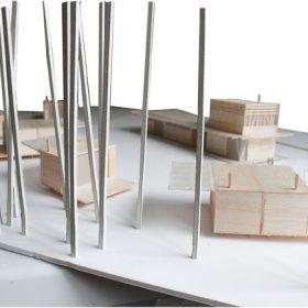 Studenti architektury soutěžili o nejlepší návrh lesní školy