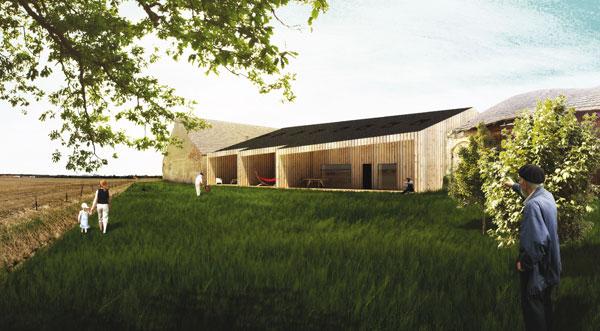 Studenti navrhli udržitelné stavby v aktivním standardu