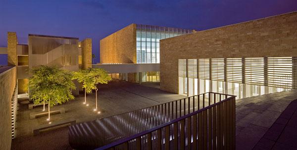 Studentský komplex jako příklad trvale udržitelné architektury