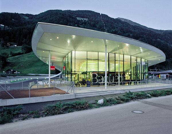 Supermarket může nabídnout i kvalitní architekturu