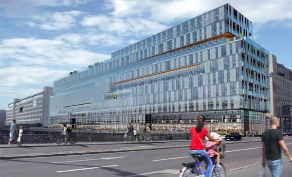 Švédské příklady zelené výstavby