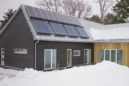 Švédský příklad: Inteligentní dům s nulovou spotřebou