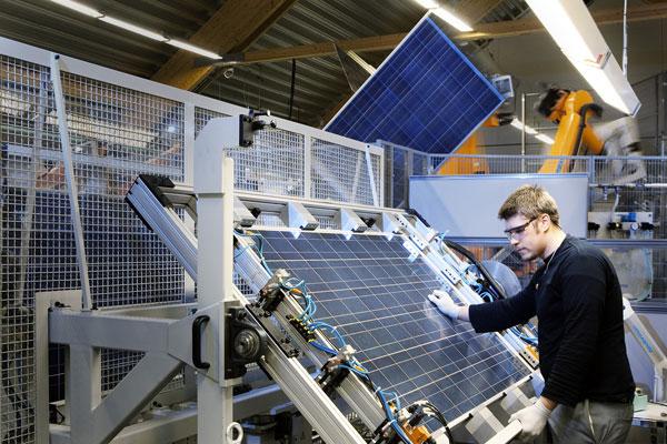 Světový rekord v oblasti solární energetiky