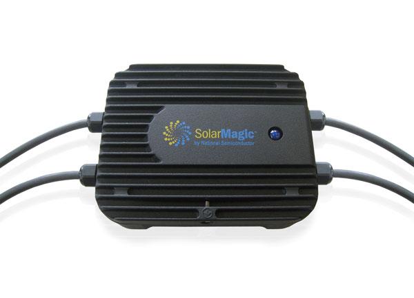 Systém, který minimalizuje ztráty solární elektrárny