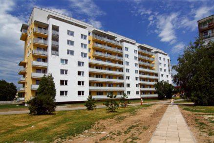Systémy arekonstrukce větrání bytových domů 2.