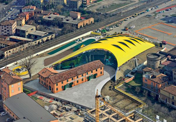 Tandem Ferrari + Kaplický přinesl splněný sen o muzeu