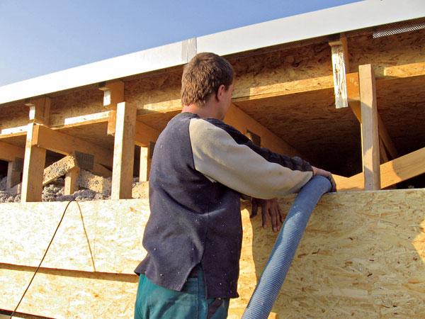 Tepelněizolační materiály pro energeticky efektivní dům