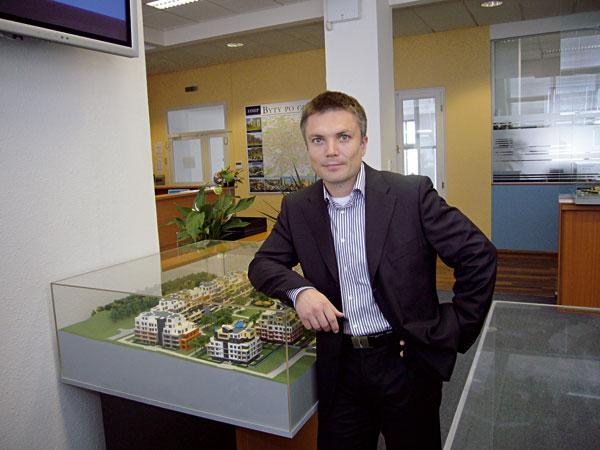 Tomáš Pardubický: Mít notnou dávku štěstí