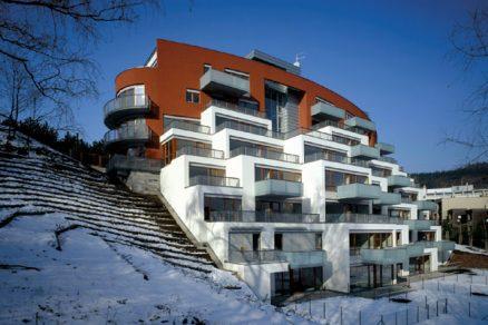 Trendy ve výstavbě bytových objektů