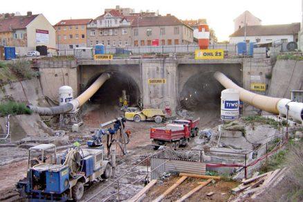 Tunely v České republice