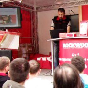 Týden s ROCKWOOL RoadShow po České republice