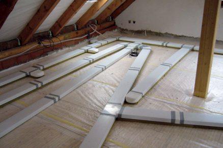 Typy avlastnosti větracích systémů vrodinných domech