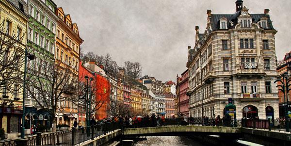 Urbanistická soutěž: Širší centrum Karlových Varů
